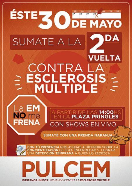 30 de mayo - Día Mundial de la Esclerosis Múltiple